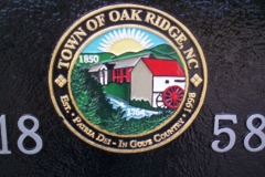 TOWN OF OAK RIDGE, NC