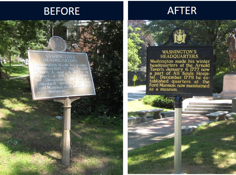 Example of Refurbished Marker